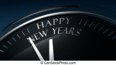 Happy new years - Count down to new year
