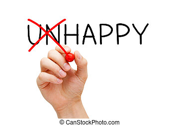 Happy Not Unhappy