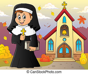 Happy nun topic image 3