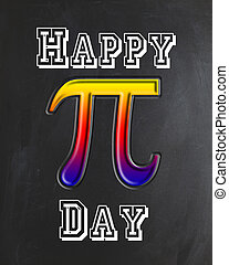 Happy Pi day - Pi is a Greek letter and a mathematical...