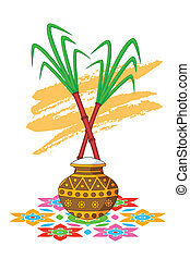 Happy Pongal Celebration - Happy Pongal celebration with ...