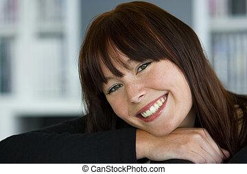 Happy & Smiling