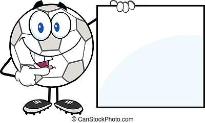 Happy Soccer Ball