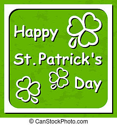 Happy St. Patrick's Day - Greeting