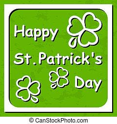 Happy St. Patrick's Day - Greeting