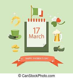 Happy St. Patrick's day.
