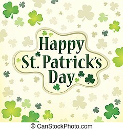 Happy St Patricks Day theme 3
