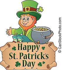 Happy St Patricks Day theme 5
