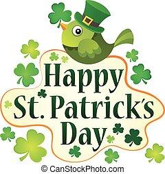 Happy St Patricks Day theme 6