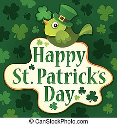 Happy St Patricks Day theme 7