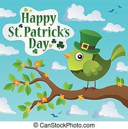 Happy St Patricks Day theme 8