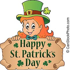 Happy St Patricks Day topic 1