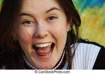 happy student #10