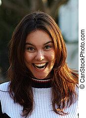 happy student #6