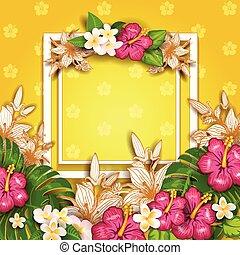 Happy Summer Flowers N