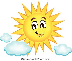Happy sun topic image 1