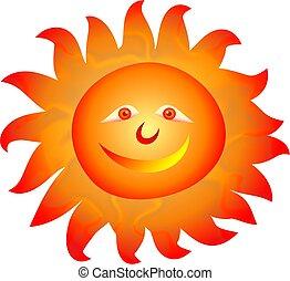 sun - happy sunny sun