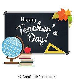 Happy Teacher Day greeting