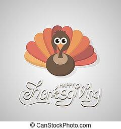 Happy Thanksgiving celebration.
