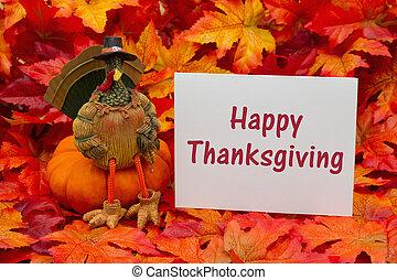 Happy Thanksgiving Greeting