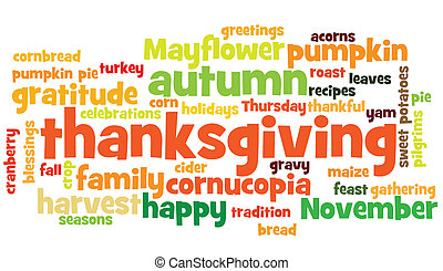 happy thanksgiving - thanksgiving background, with random ...