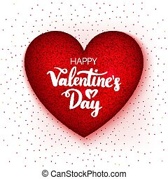 Happy Valentine Day Heart