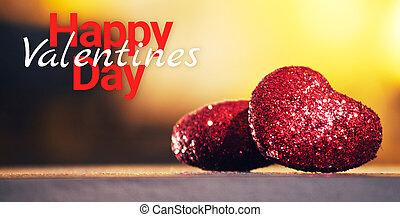 happy valentines day concept, banner