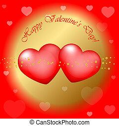 """happy, valentines, day"", fondo"