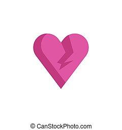 happy valentines day heart broken