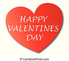 happy valentines day heart love