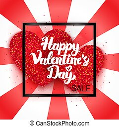 Happy Valentines Day Sale Ð¡ard