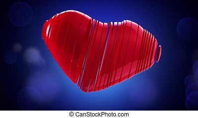 Happy Valentine's Day. Video greetings to Valentine's Day....