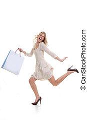 shopping sales concept