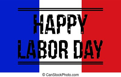 Happy workers day background style