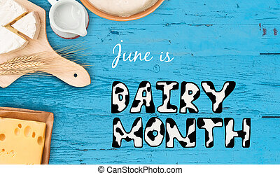 World Milk Day and June Dairy Month!
