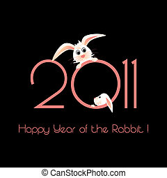 Happy Year of the Rabbit