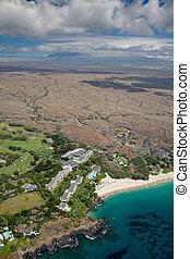 Hapuna Beach, Big Island, Hawaii