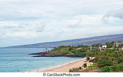 Hapuna Beach State Park, Hawaii, Big Island