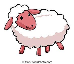 Mouton hapy dessin anim - Mouton dessin anime ...