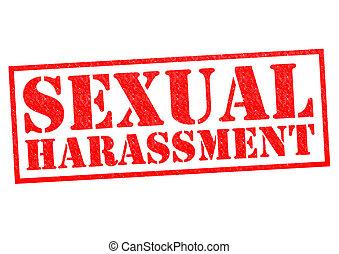 harassment, seksuele