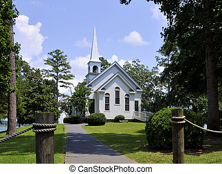 Harbor Church - The Church in the Pines, located at...