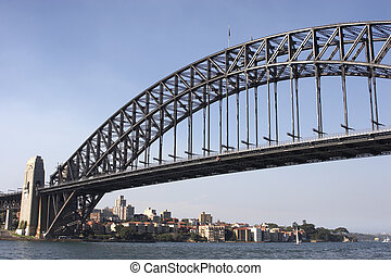 Harbour Bridge - Bridge over sydney Harbour