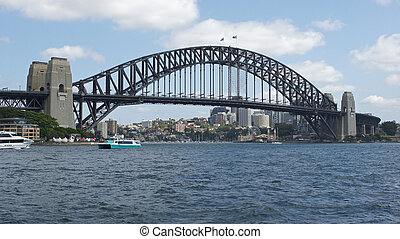Harbour Bridge, Sydney, Australia