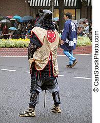 harcos, japán