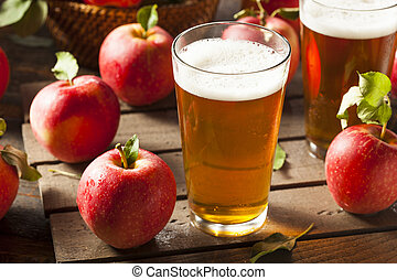 Hard Apple Cider Ale Ready to Drink