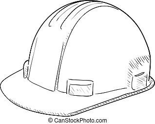 hard, bouwhoed