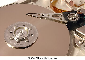 Hard Disk - Hard disk macro