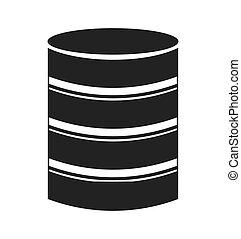 hard disk storage icon