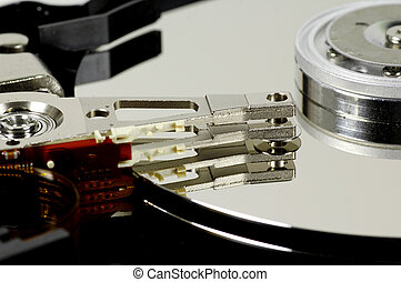 Hard Drive 2 - Hard Drive Inner workings.