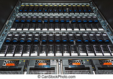 storage system in the data center